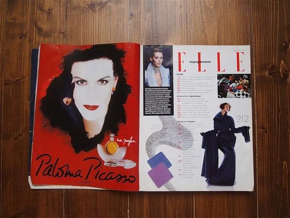Elle' 97: Зимняя феерия. Изображение № 2.