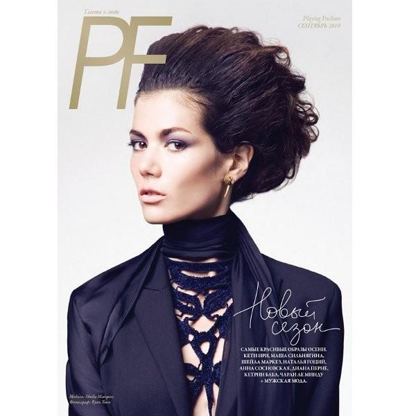 Пять новых обложек: Vogue, Frankie, Indie и другие. Изображение № 6.