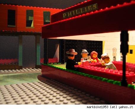 Трехмерный макет Японии и еще 10 удивительных объектов из LEGO. Изображение № 12.