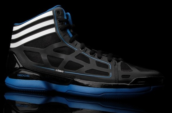 Hedo Turkoglu Adidas adizero Crazy Light. Изображение № 1.