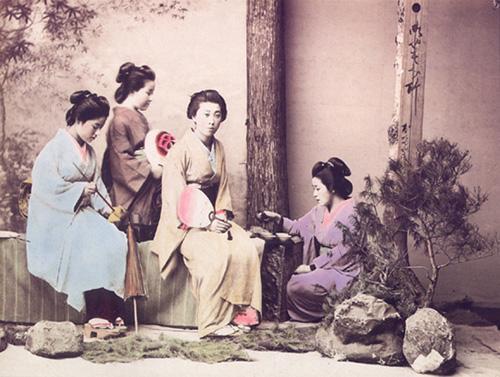 Японская визуальная культура. Изображение № 1.