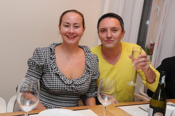 Carpaccio Cafe отметило свой первый день рождения. Изображение № 1.