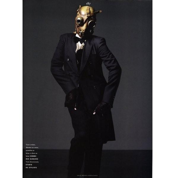 Изображение 6. Новые мужские съемки: Vogue Hommes, GQ и другие.. Изображение № 6.