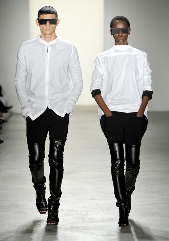 NY Fashion Week \ Spring 2011. Изображение № 86.