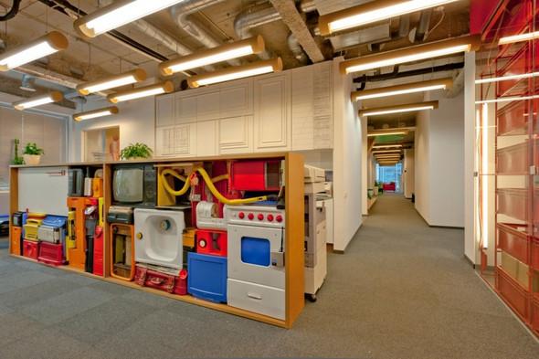 Офисы в стиле «трэш» от рижского бюро OPEN AD. Изображение № 4.
