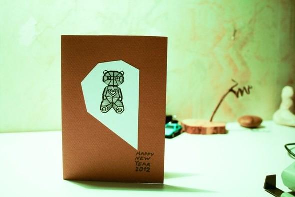 Миша и открытки - Gabriel Saray. Изображение № 11.