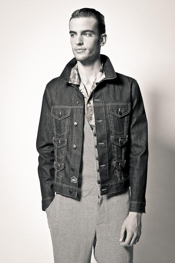 Лукбук: Jean Paul Gaultier SS 2012 Men's. Изображение № 21.