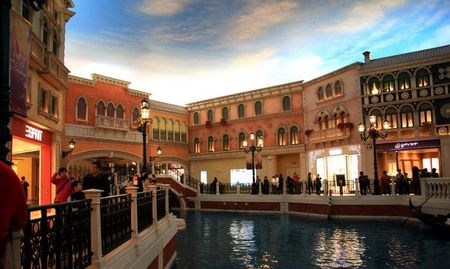 TheVenetian Macao-Resort-Hotel – Венеция вКитае. Изображение № 4.