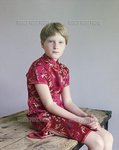 Портреты Annie Van Gemert. Изображение № 6.