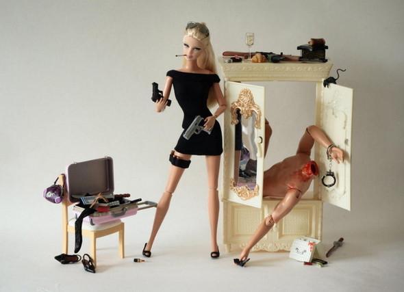 Кровавая оргия от Барби. Изображение № 13.