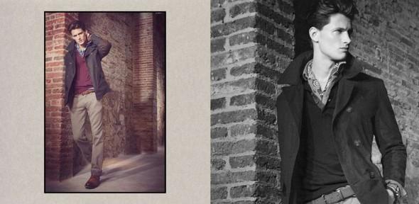 Лукбук: Massimo Dutti September 2011 Menswear. Изображение № 13.