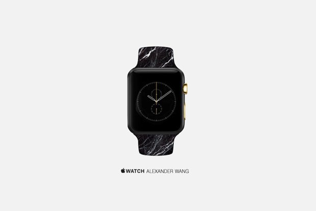 Концепт дня: Apple Watch в стиле модных брендов. Изображение № 2.