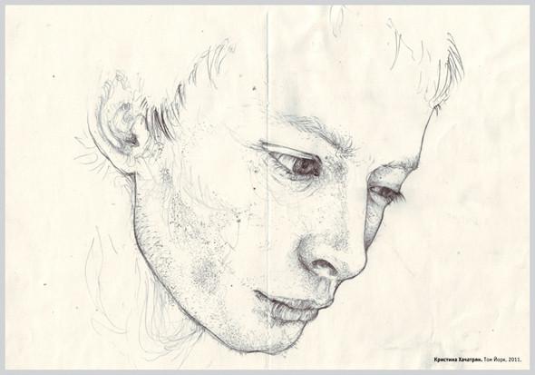 Изображение 2. Выставка Moleskine Art в «Галерее».. Изображение № 2.
