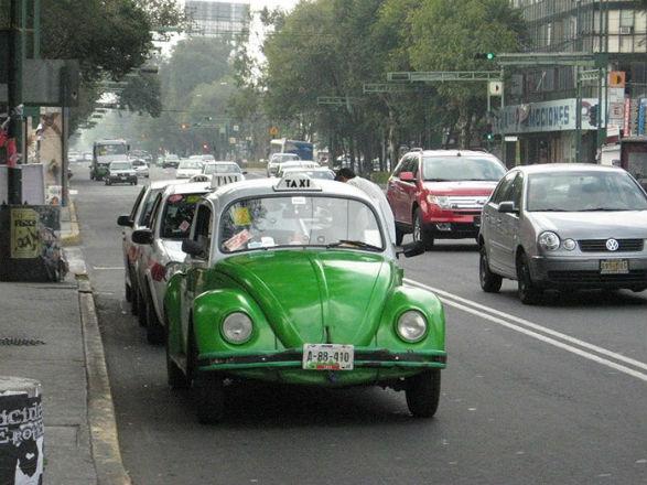 Такси в мировых столицах. Изображение № 3.