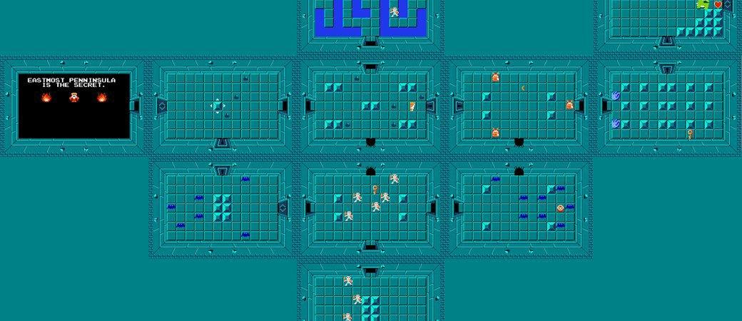Подземелья, параллельные миры и другие узнаваемые черты The Legend Of Zelda. Изображение № 4.