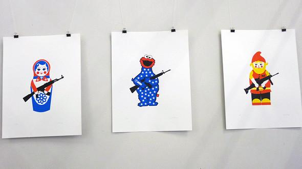 Параллельные миры: Спецпроекты 4-й Московской биеннале. Изображение № 119.