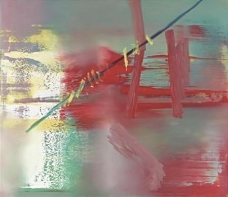 Герхард Рихтер. Абстракция. Изображение № 4.