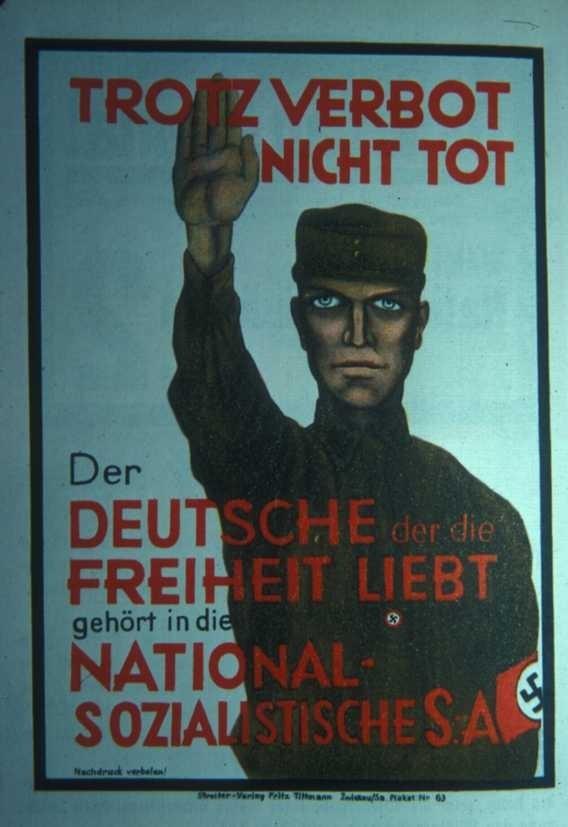 Все на выборы! Политическая реклама разных лет. Изображение № 29.