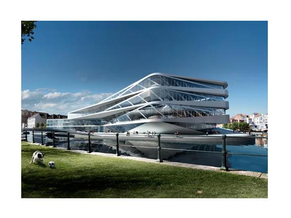 Dutch touch: Гид по современной голландской архитекторе. Изображение № 88.