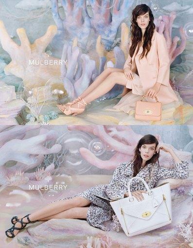 Gucci, Mulberry, Chanel и другие марки показали новые кампании. Изображение № 7.