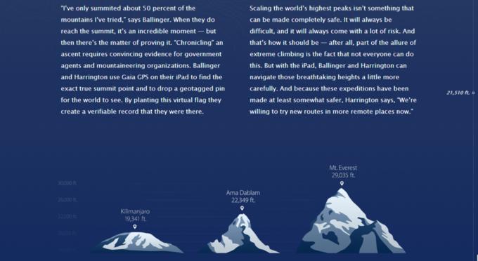 Apple рассказала об использовании iPad в Гималаях . Изображение № 5.