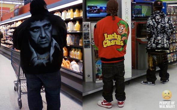 Покупатели Walmart илисмех дослез!. Изображение № 35.
