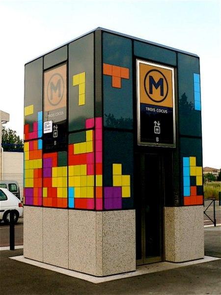 Разноцветное метро. Изображение № 11.