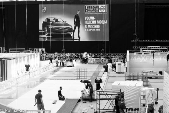 Volvo Неделя Моды в Москве глазами журнала Стольник. Изображение №15.