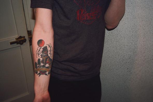 Изображение 89. На полруки: о татуировках в Мадриде.. Изображение № 19.