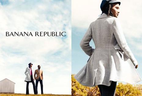 Кампания: Banana Republic FW2011. Изображение № 2.