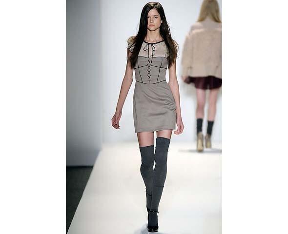 Неделя моды в Нью-Йорке: второй день. Изображение № 47.
