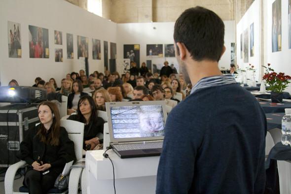 Фотоотчет о семинаре Лидевью Эделькорт в Киеве. Изображение № 21.