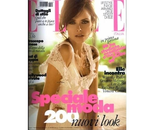 Изображение 6. Коллекция Dolce & Gabbana SS 2011 появилась на 42 обложках журналов.. Изображение № 12.