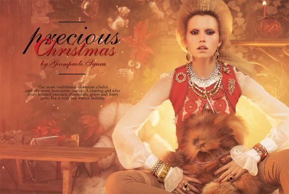Прямая речь: стилист и директор моды Vogue Gioiello Джованна Батталья. Изображение № 1.
