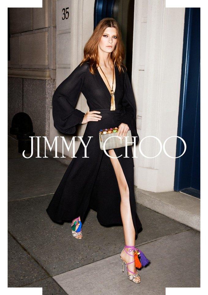 Balenciaga, Jill Stuart и Loewe показали новые кампании. Изображение № 17.