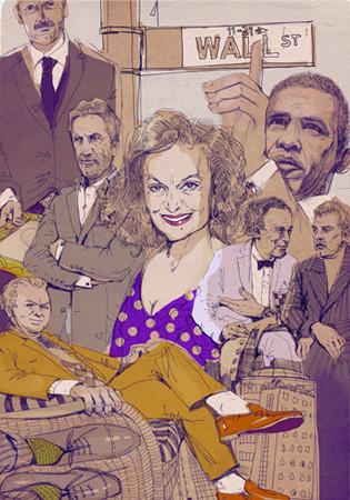 Создать папку: 5 успешных российских иллюстраторов рассказывают о портфолио. Изображение №7.