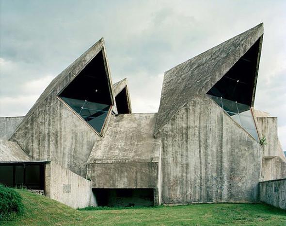Арт-альбомы недели: 10 книг об утопической архитектуре. Изображение № 55.