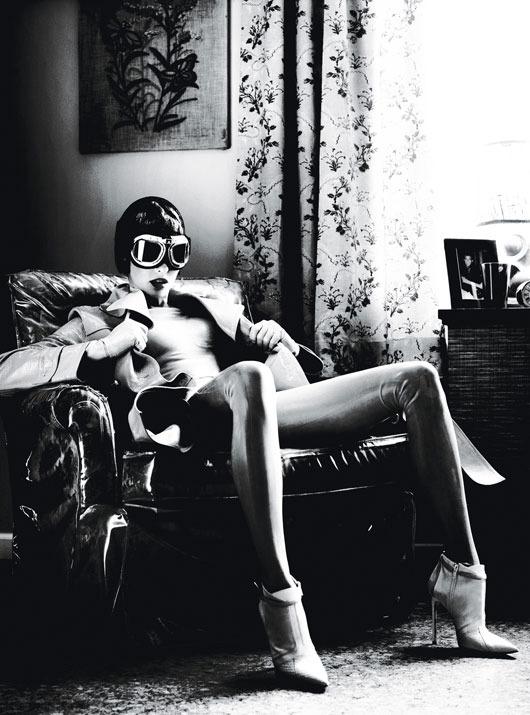 Новые съемки из Dazed & Confused, Love и Vogue. Изображение № 66.