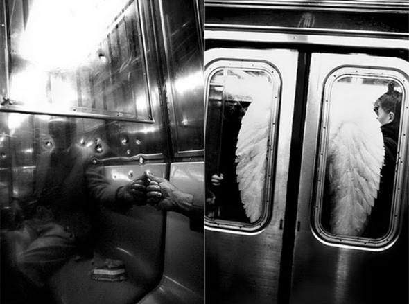 Метрополис: 9 альбомов о подземке в мегаполисах. Изображение № 44.
