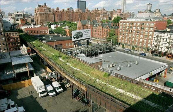 The High Line: история о том, как железная дорога обрела друзей. Изображение № 3.