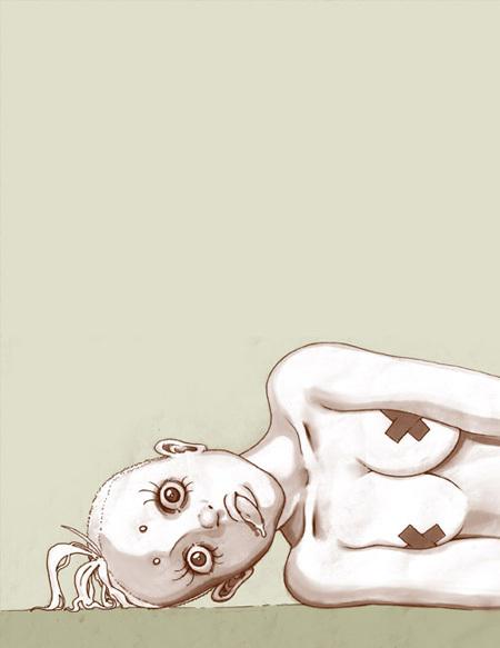 Иллюстрации Джейсона Левеска. Изображение № 31.