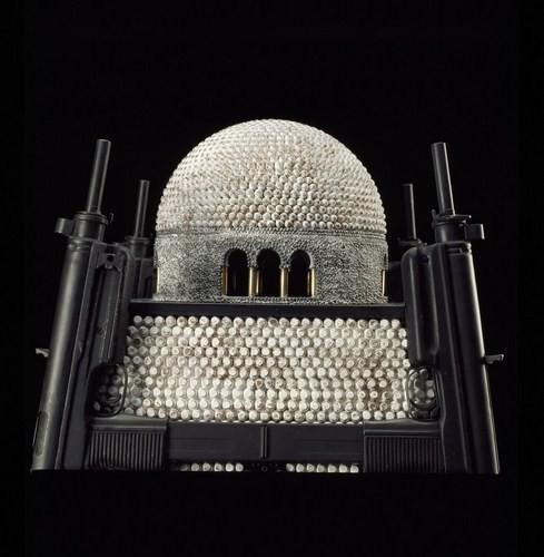 Изображение 6. Храмы из оружия.. Изображение № 6.
