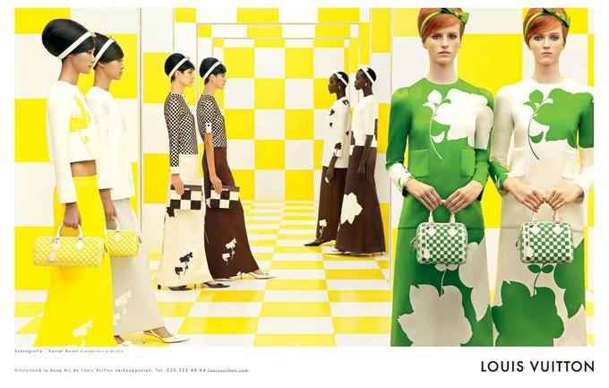 Alexander Wang, Louis Vuitton и Nina Ricci показали новые кампании. Изображение № 5.