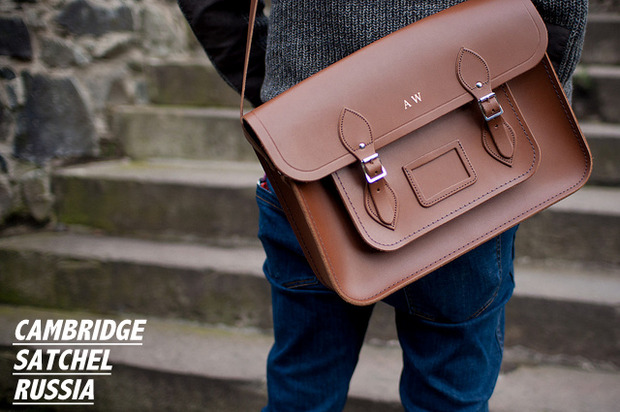 CAMBRIDGE SATCHEL RUSSIA. Изображение № 7.