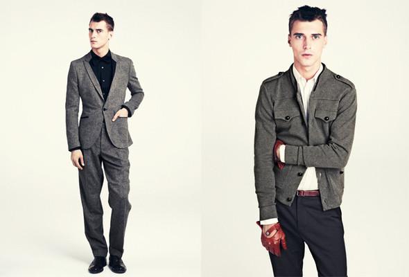 Изображение 9. Лукбук: H&M FW 2011 Menswear.. Изображение № 9.