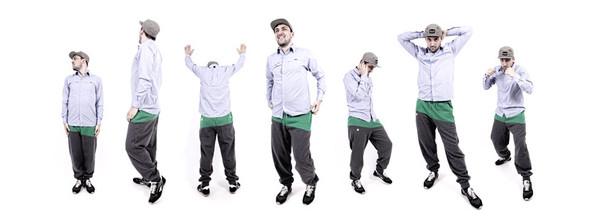 Лукбук Ucon Acrobatics от Fun People. Изображение № 4.
