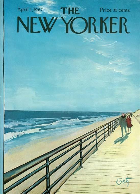 Обложки TheNew Yorker. Изображение № 43.