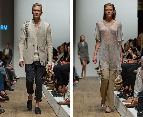 Stockholm Fashion Week SS 2012: Часть I. Изображение № 7.