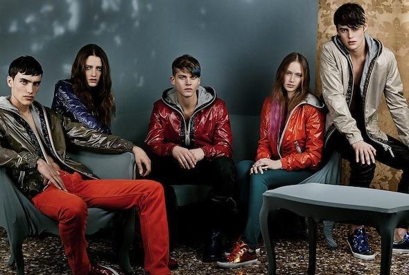Новости ЦУМа: Рекламная кампания летних курток Duvetica. Изображение № 6.