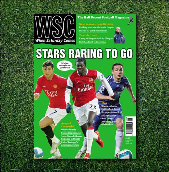 Заметки на полях: Журналы о футболе, которые на самом деле интересно читать. Изображение №21.